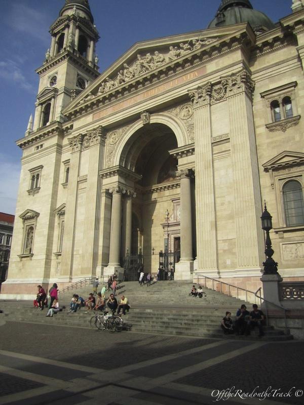 Budapeşte – St. Stephen Kilisesi