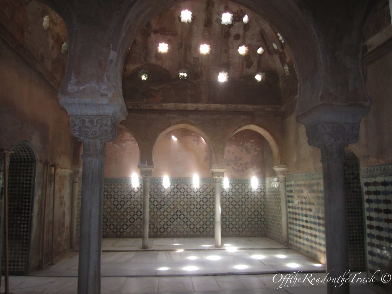 Müslümanlardan kalan hamam