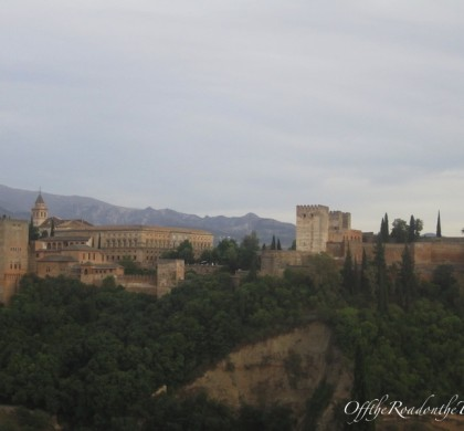 Endülüs Tatil Notları – 2: Granada (Gırnata)