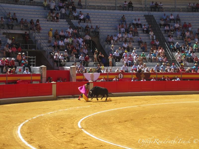 Boga ile karsilasmaya cesareti olan tek matadoru fotograflayabildim….