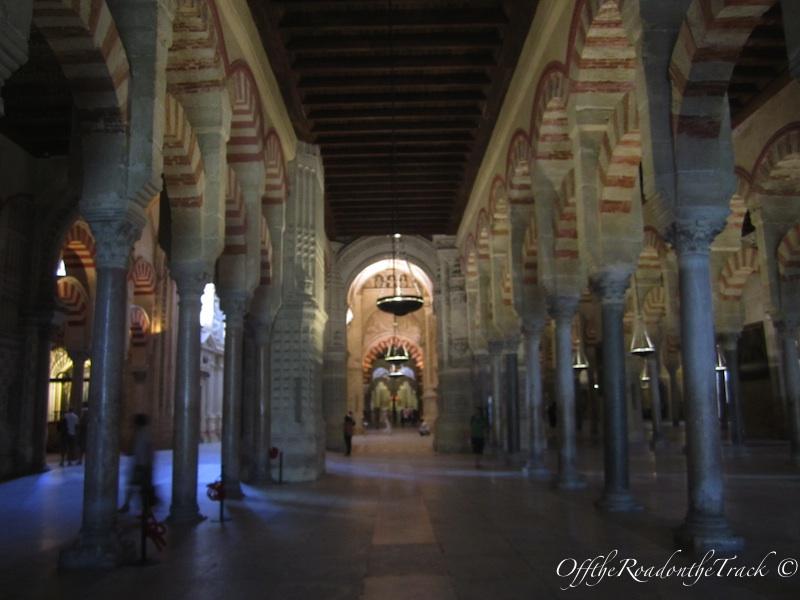 Kurtuba Camisi ve büyüleyici ic mimarisi