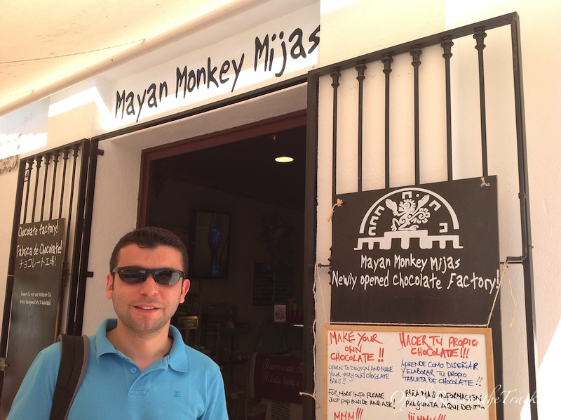 Mayan Monkey Chocalate Factory