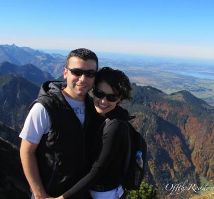 Trekking Turları-4: Hochfelln Zirvesi