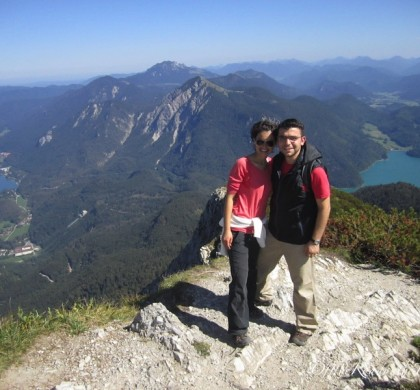 Trekking Turları-2: Herzogstand Zirvesi