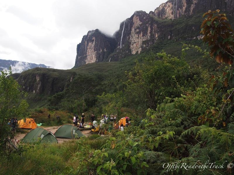 . gün – Kamp Alanı