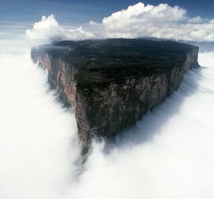 Venezuela-1: Amazonun gizlediği 'Kayıp Dünya' Roraima Dağı