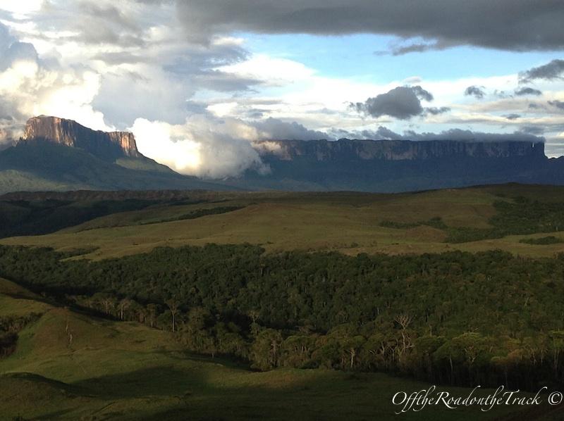 Roraima Kuvars Dağı