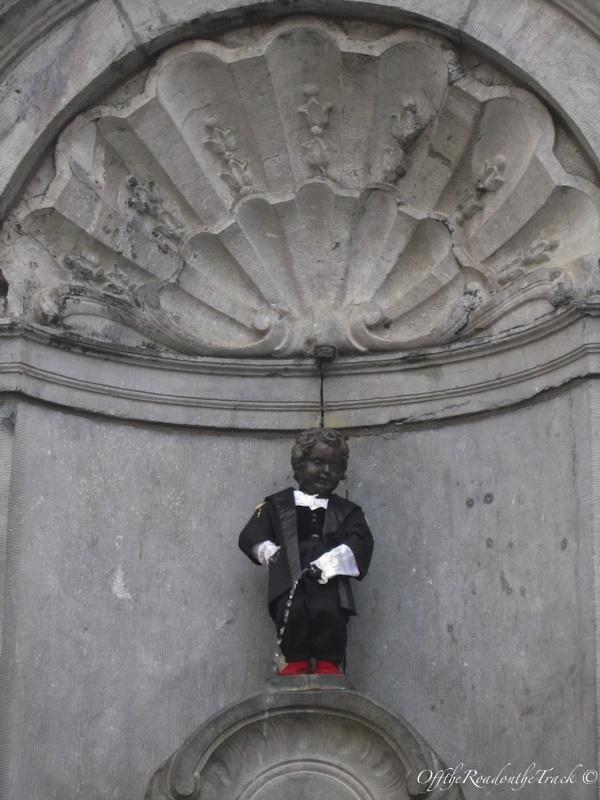 Orjinal Manneken-Pis Heykeli