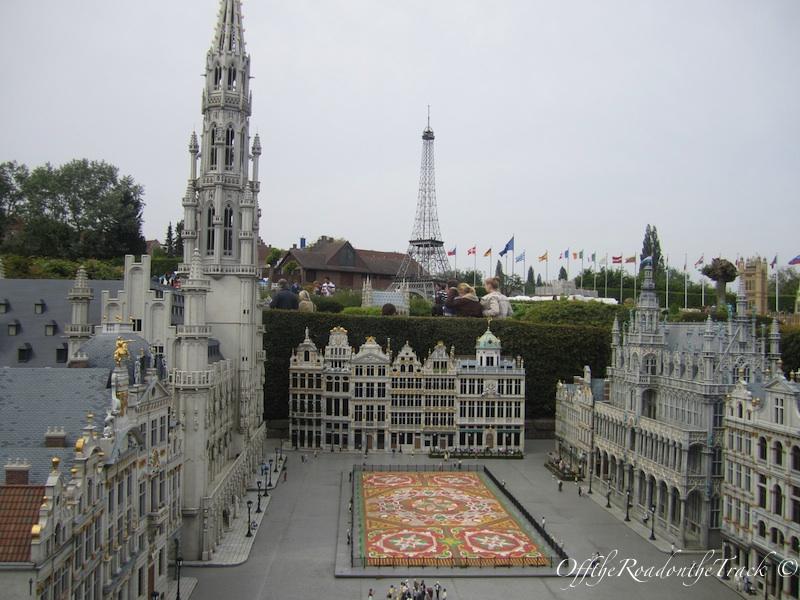 Mini Avrupa - Brüksel  Maketi