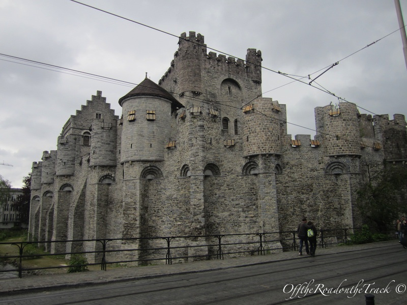 Kont Kalesi Gent - Belçika
