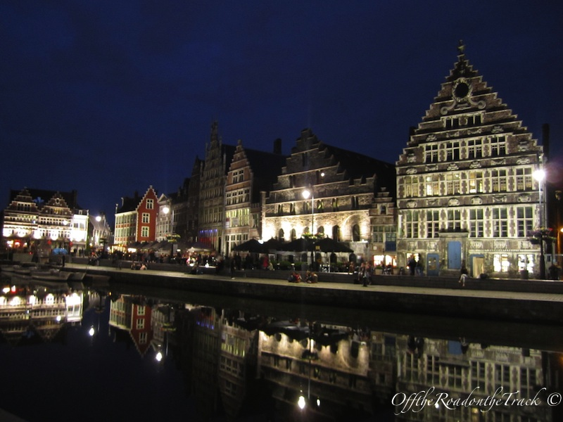 Gent- Belçika