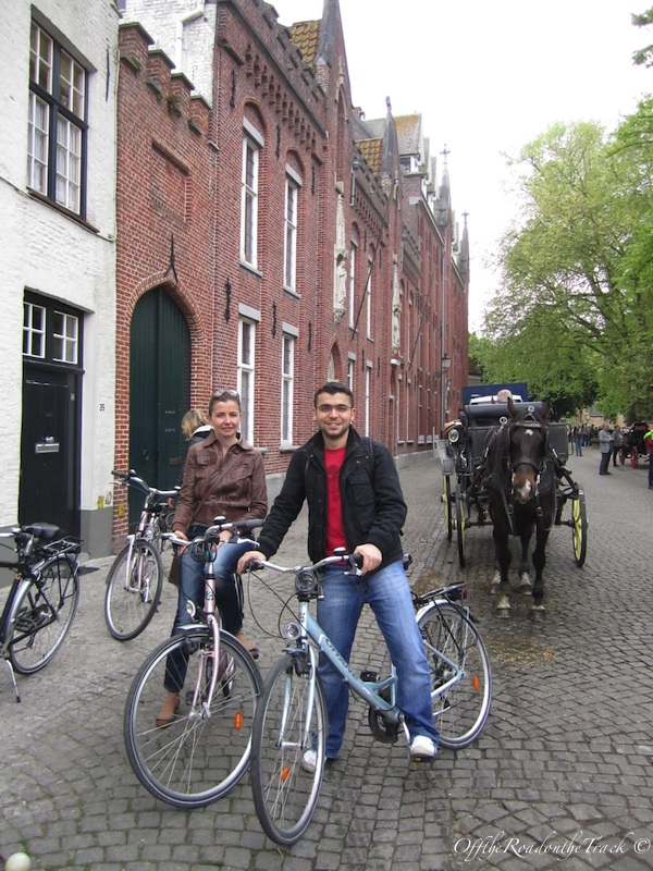 Ya da şehri bisikletlerle keşfetmek en güzeli - Belçika Hatırası