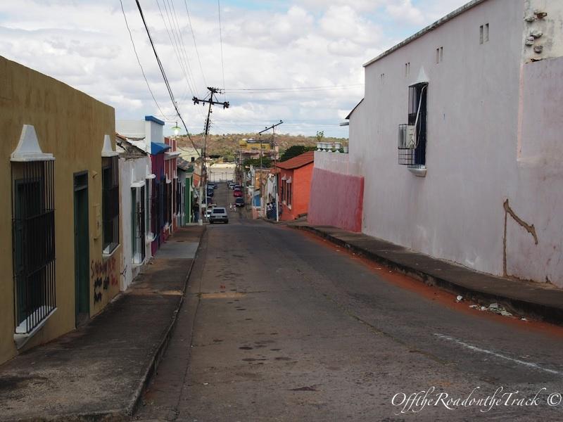Ciudad Bolivar Sokakları