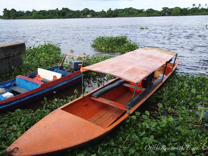 Seyahet ettiğimiz bot