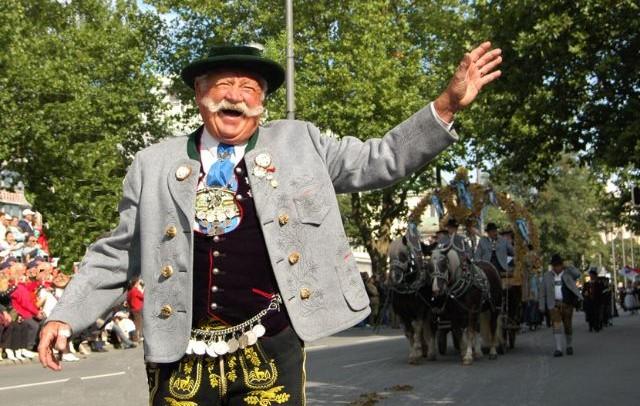 Oktoberfest'te Geri Sayım Başladı / O'zapft is !