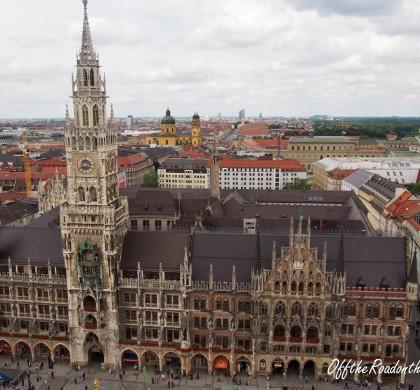 Münih/Munich/München: Yeme İçme Rehberi -1