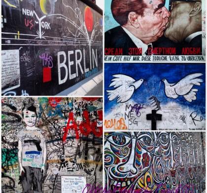 Duvarların bölemediği şehir…Berlin…