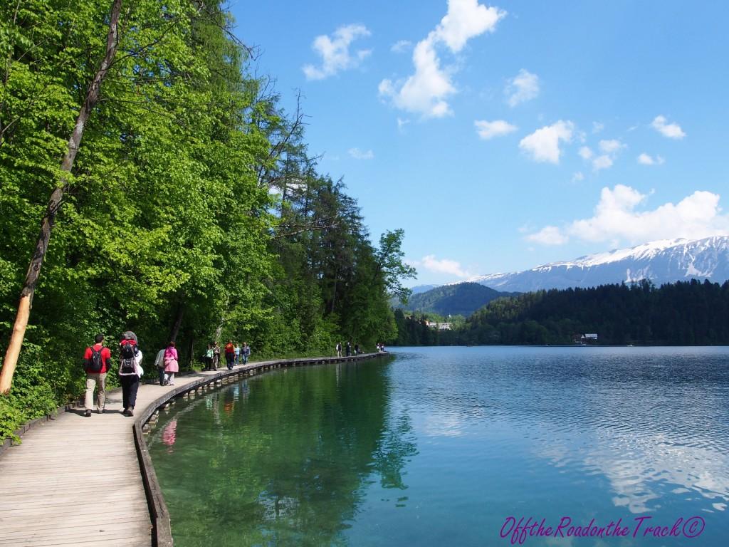Bled Gölü, Slovenya