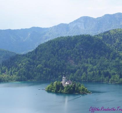 4 Günde Keşfedilmemiş Güzellik Slovenya'yı Keşfettik…