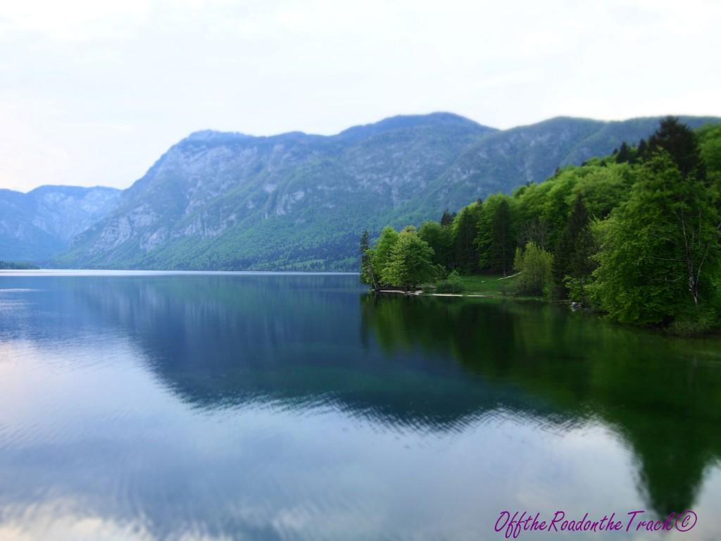 Bohinj Gölü, Slovenya