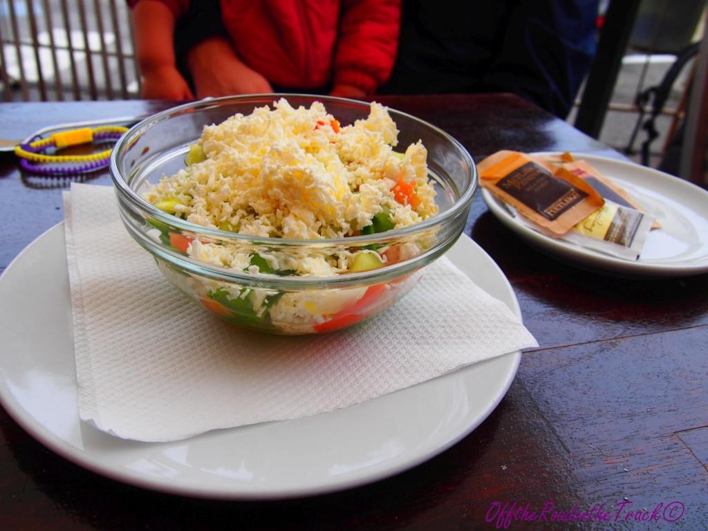 Sopska Salatası