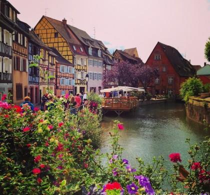 Strasbourg'dan Colmar'a Alsas Şarap Yolu Gezi Rehberi