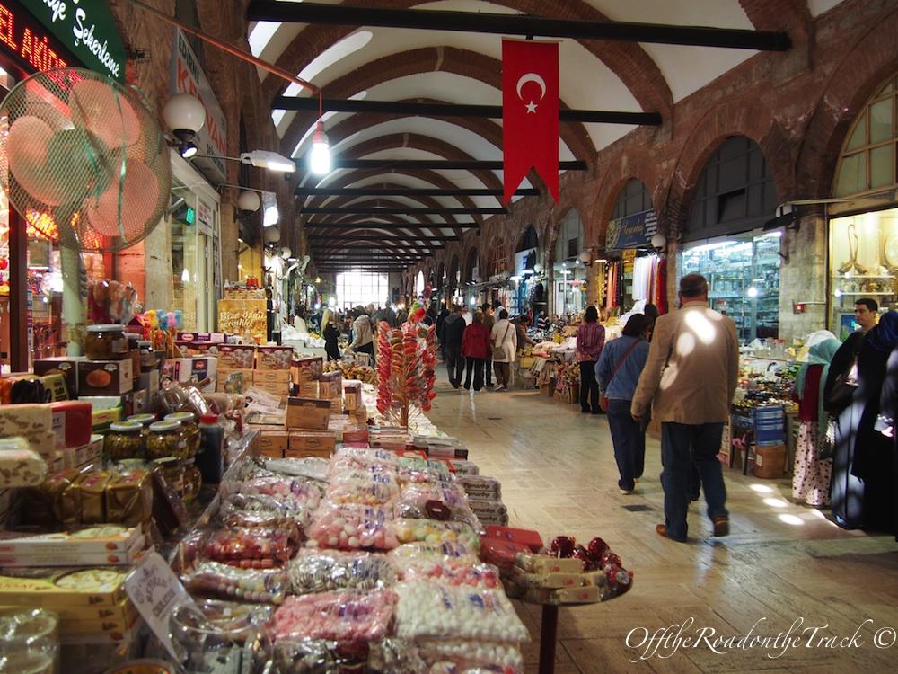 Selimiye Külliyesi'ne ait Arasta