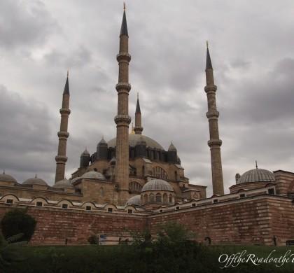 Edirne: Eski Cami'nin Yazısı, Selimiye'nin Yapısı…