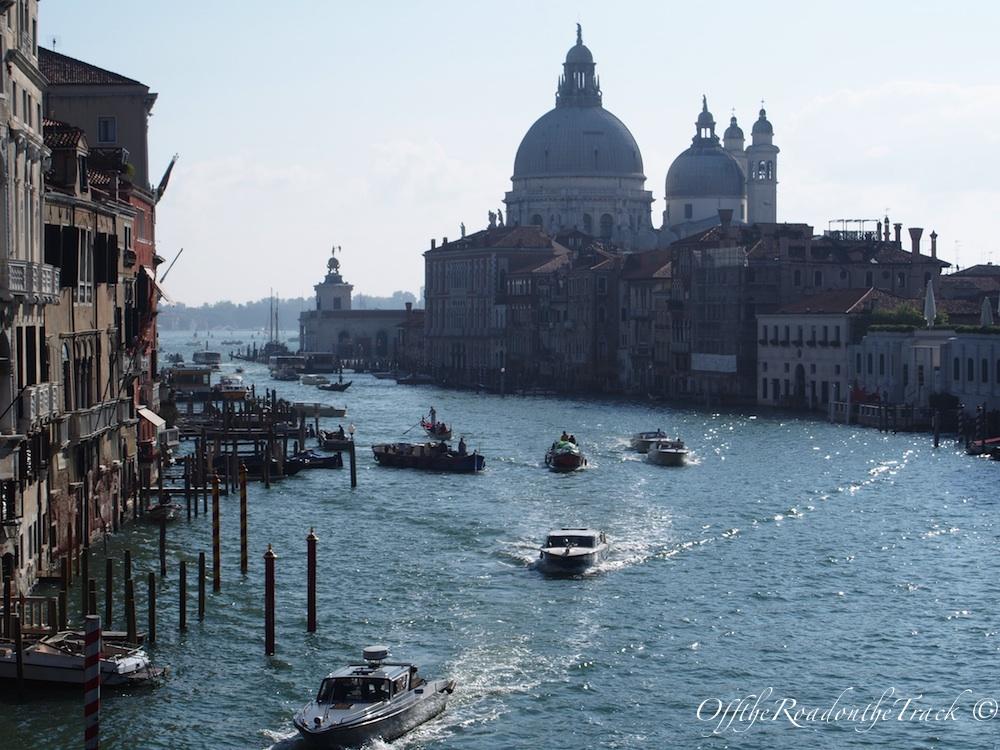 Accademia Köprüs'nden çektiğim kare...