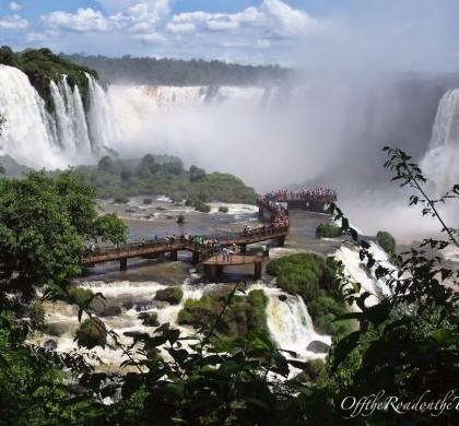 Bir Doğa Harikası: Iguazu Şelaleleri
