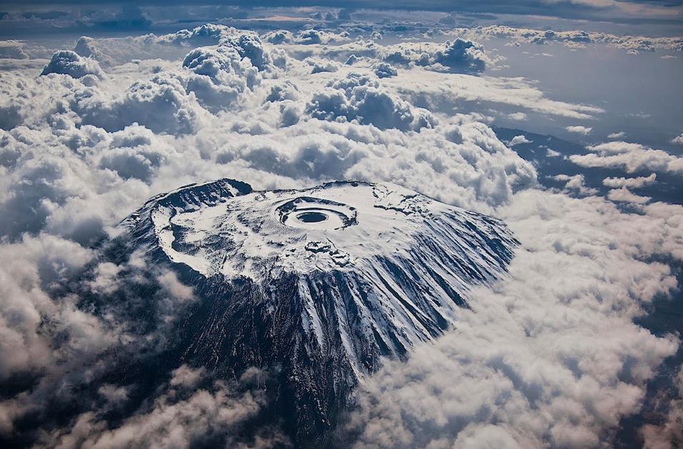 Kilimanjaro (fotoğraf Kyle Mijlof'tan alıntıdır)