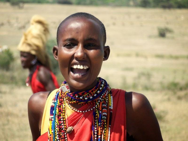 Masai Yerlileri (fotoğraf wikipedia'dan alıntıdır)