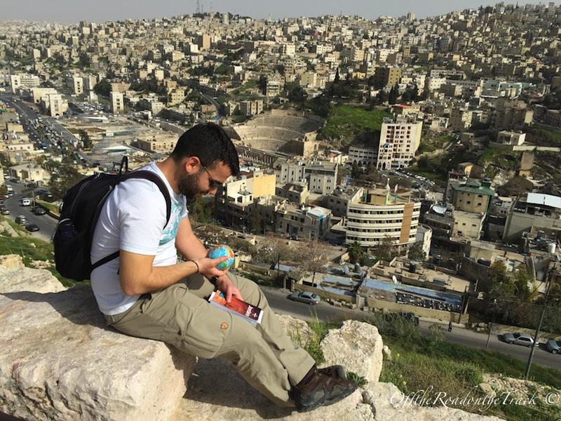 7 tepeye kurulmuş Amman