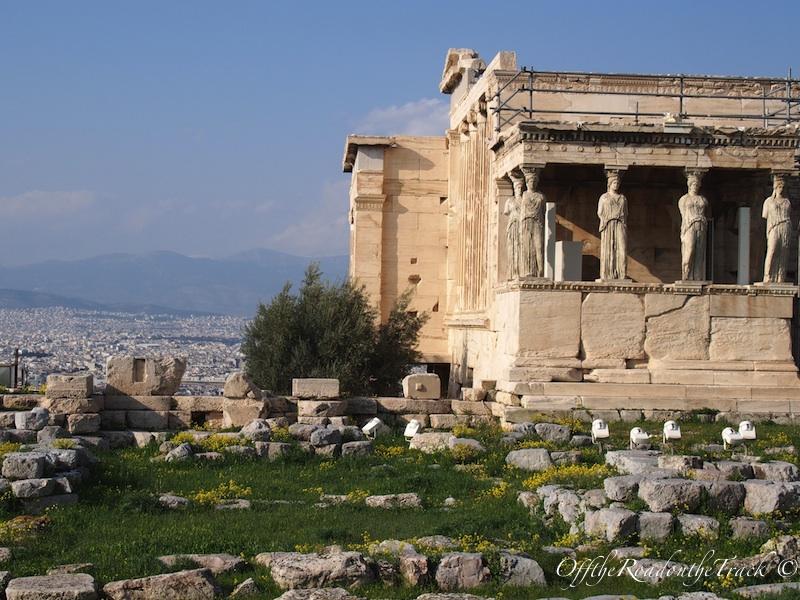 Erekhtheion Tapınağı