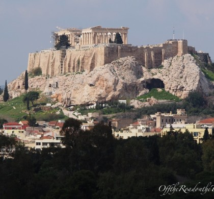 Keyfine düşkün şehir: ATİNA
