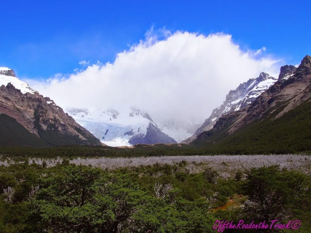 Arjantin Patagonyası'ndan bir kare
