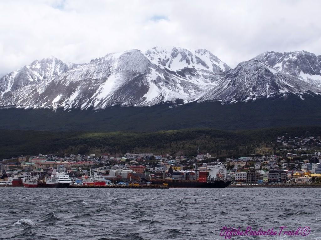Dünya'nın en güneyindeki şehir Ushuaia