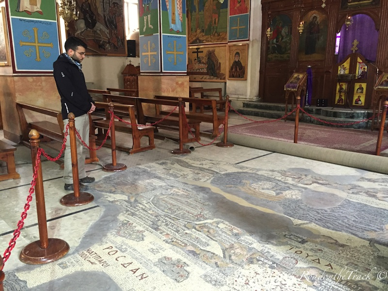 Mozaik Harita Madaba