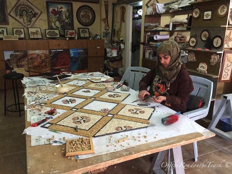 Mozaik Şehir Madaba