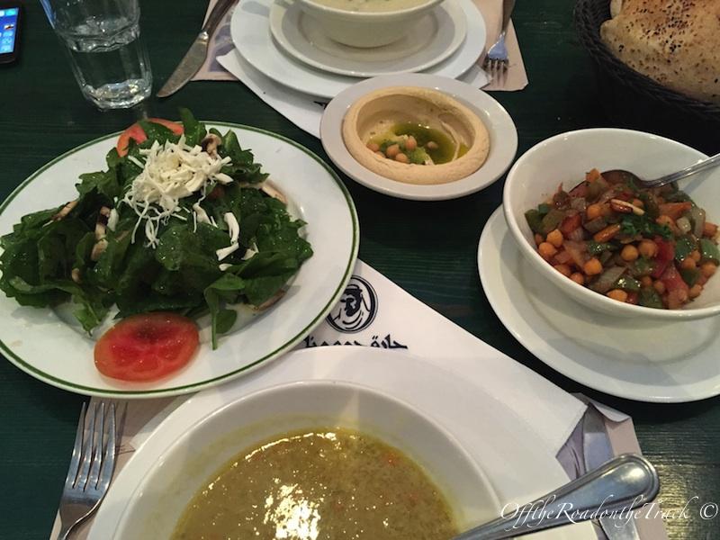 Madaba Haret Jdoudna Restoran