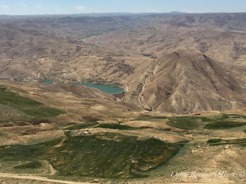 Wadi Mujip: Ürdün'ün Grand Kanyonu