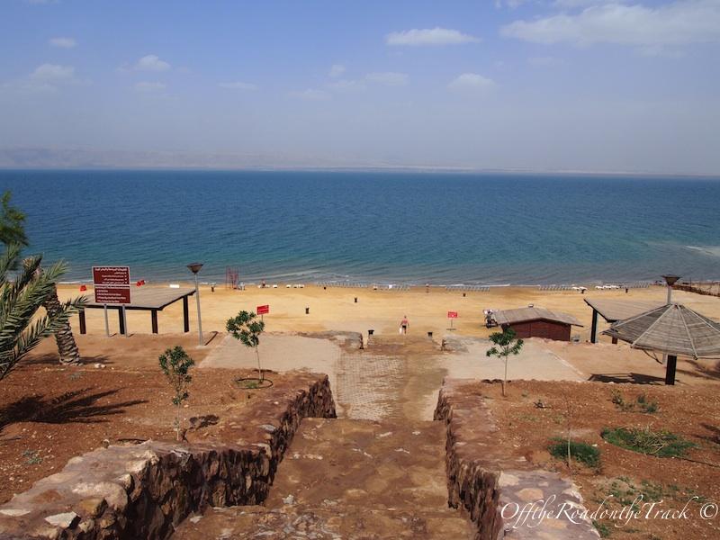 Amman Beach Ölü Deniz