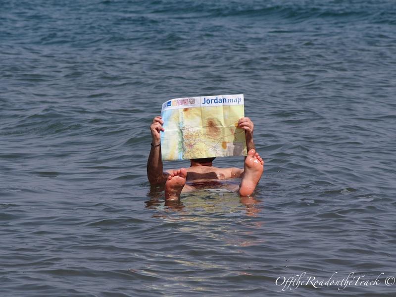Dünya'nın en alçak noktası Ölü Deniz