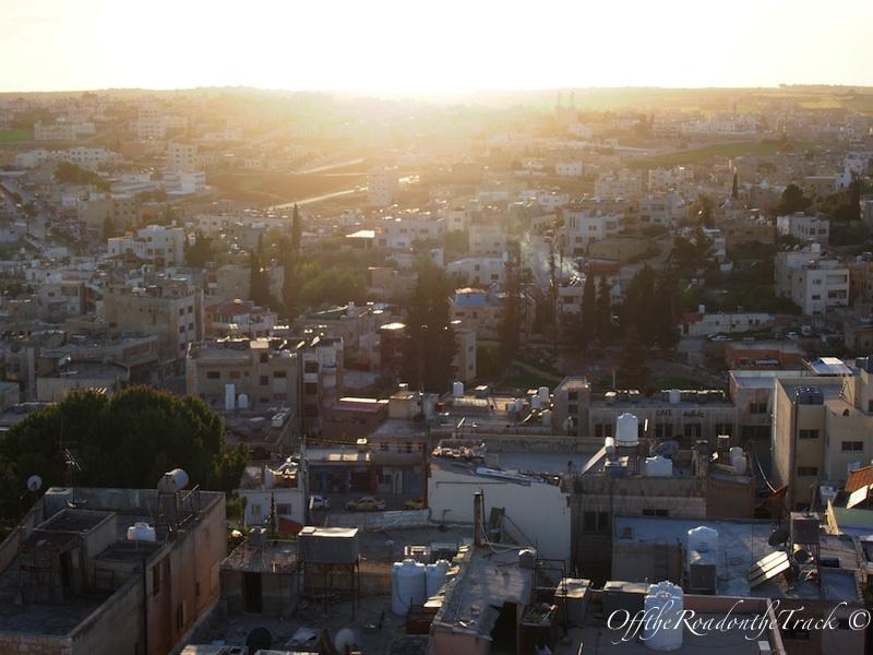 Madaba Şehri Ürdün