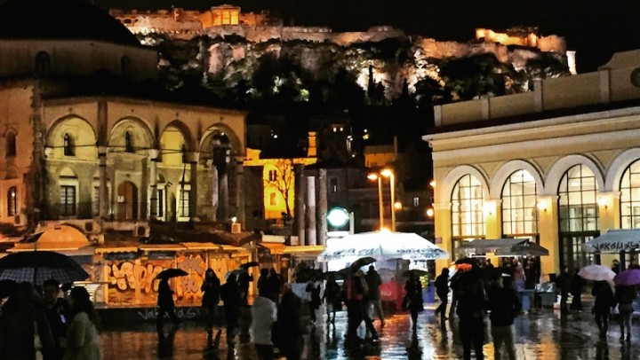 Atina Şehri'nin Yıldızları