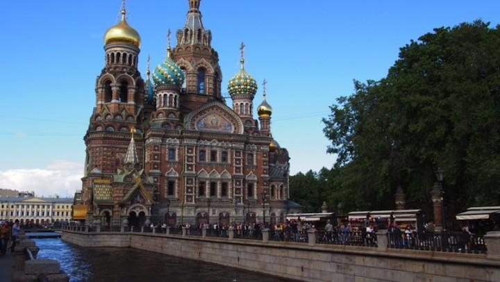 St. Petersburg Günlükleri…