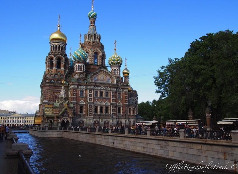 Kanlı Kilise - St.Petersburg