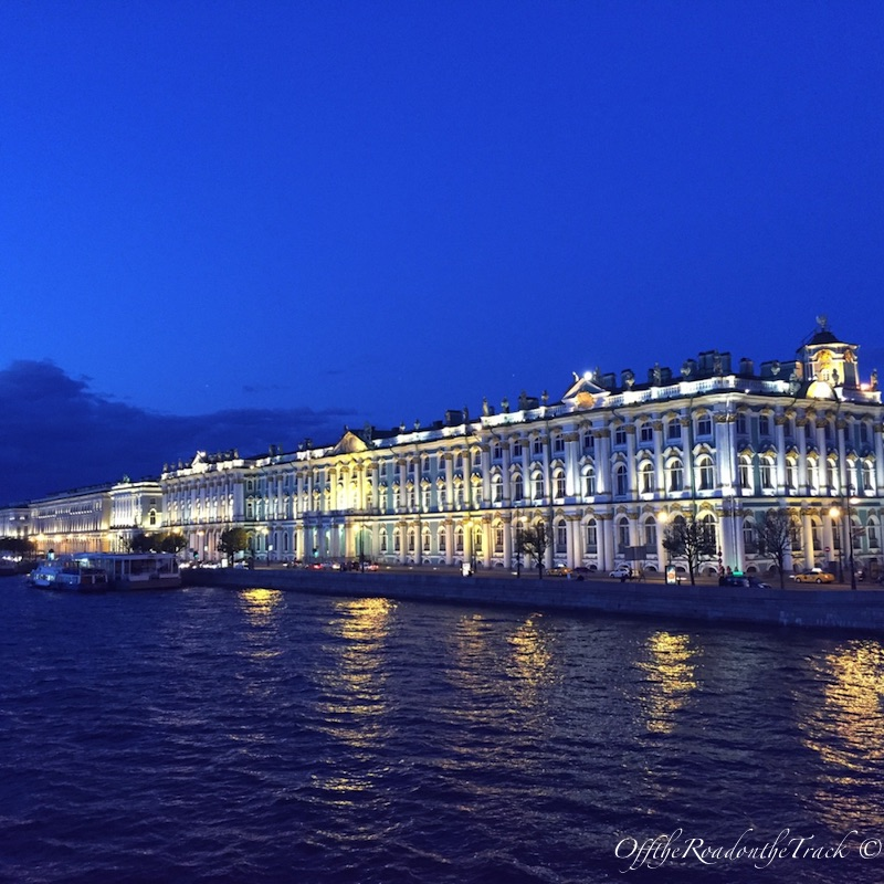 St.Petersburg - Beyaz Geceler