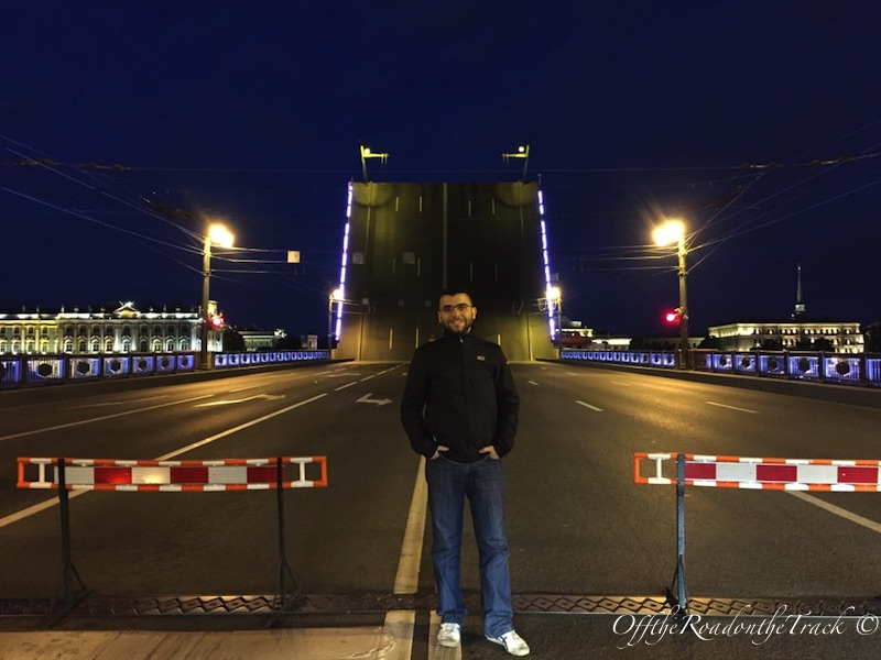St.Petersburg Köprüleri