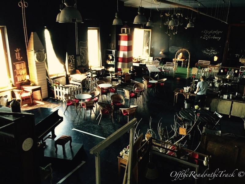 Ziferburg Cafe